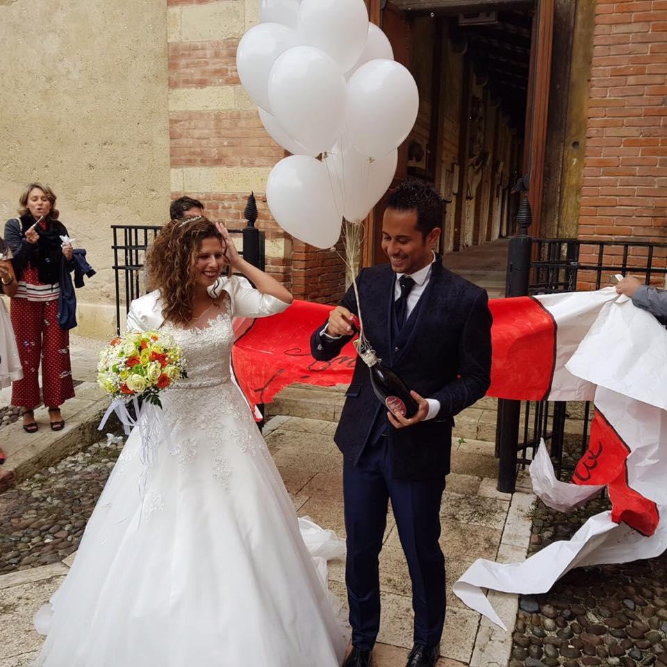 Matrimonio di Chiara & Andrea